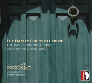 Daccapo – The Bach's Court in Leipzig CD